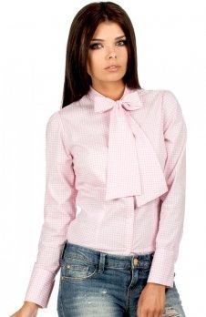 Moe MOE089 koszula różowa