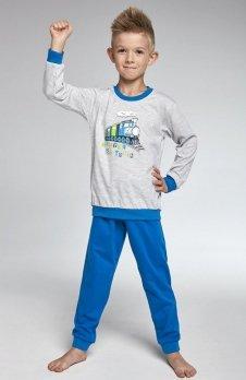 Cornette Kids Boy 593/74 Train piżama