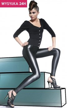 Bas Bleu Vanessa legginsy klasyczne