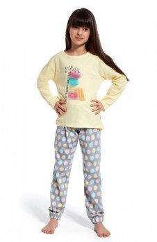 Cornette Kids Girl 972/83 Time To Rest piżama