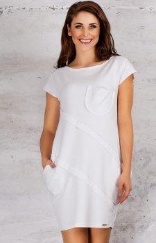 Infinite You M058 sukienka biały