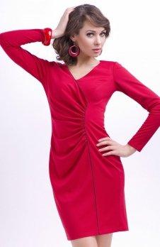 Vera Fashion Agnes sukienka czerwony