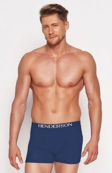 Henderson Bokserki Man 35218-55x Granatowe