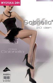 Gabriella Miss Gabriella 20 Den Code 105 rajstopy klasyczne