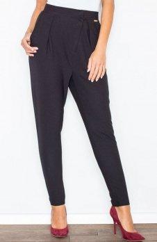 Figl M418 spodnie czarne