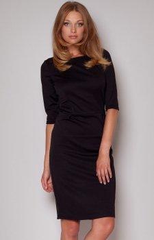 Figl M202 sukienka czarna