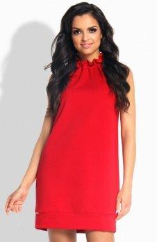 Lemoniade L192 sukienka czerwona
