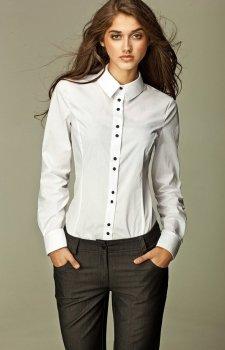 Nife k38 koszula biała