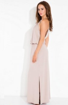Fobya L102 sukienka mocca