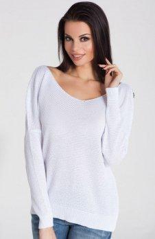 Fobya F271 bluzka biała