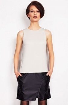 Vera Fashion Elena sukienka beż