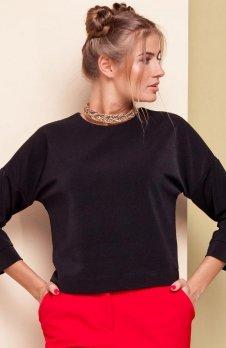 Cover GR1495 bluzka czarna
