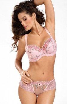 *Sawren Pink Wink B061 biustonosz półusztywniany