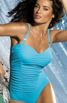 Marko Fabienne M-324 kostium kąpielowy turkus