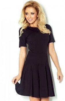 SAF 76-1 sukienka czarna