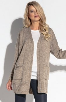 Fobya F566 sweter mocca