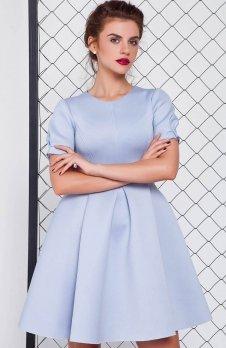 Cover GR1079 sukienka błękitna