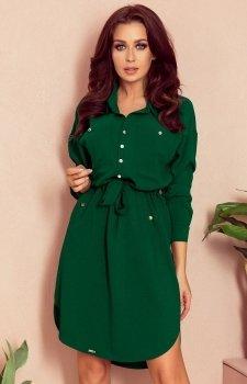 Koszulowa sukienka Numoco 258-2 Brooke