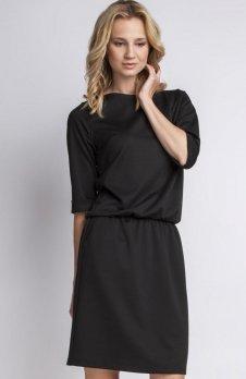 Lanti SUK129 sukienka czarna