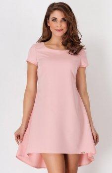 Awama A88 sukienka róż