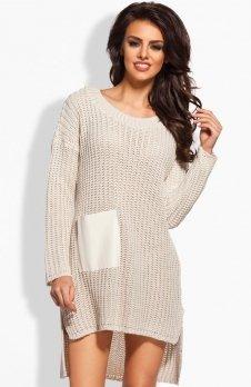 Lemoniade LS162 sweter beż