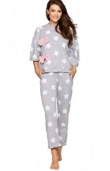 Pigeon P-693 piżama w białe gwiazdki