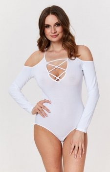 Kostar Rosie body 902 białe