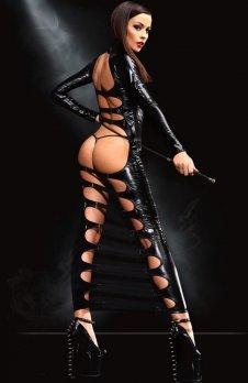 Demoniq Dorothea sukienka i stringi