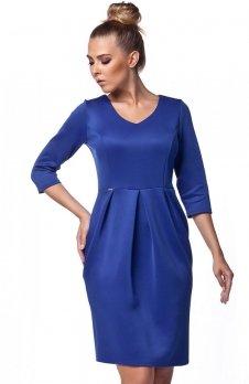 Lemoniade L104 sukienka niebieska