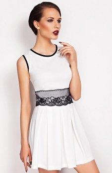 Vera Fashion Elodie sukienka ecru
