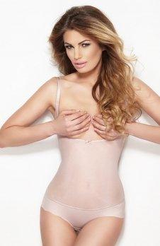 Mitex Glam Body String body pudrowy róż