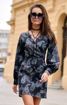 Elegancka sukienka mini 0301/B17