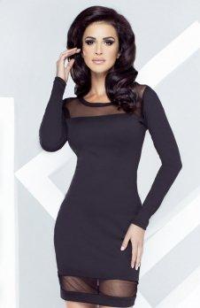 Ivon 185 sukienka czarna