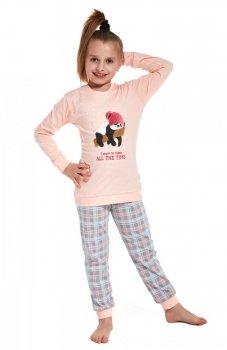 Cornette Kids Girl 594/77 Sleepy piżama