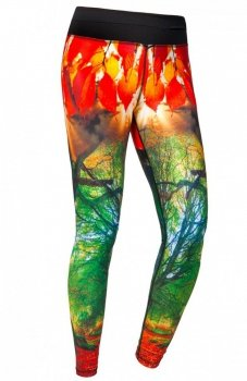 FeelJ! Thermo Winter Autumn legginsy