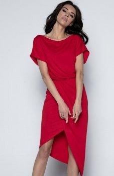 *Fobya F499 sukienka czerwona