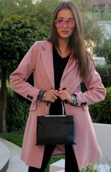 Roco P006 płaszcz różowy