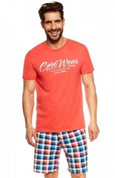 Henderson Jimmy 36827-32X piżama pomarańczowa