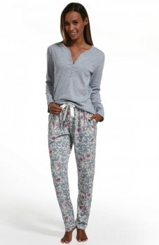 Cornette 181/194 Flowers piżama