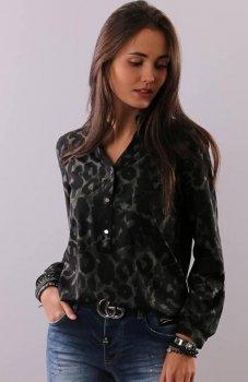 Roco 0049 koszula ciemna panterka 2