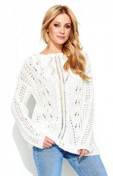 Makadamia S60 sweter ecru