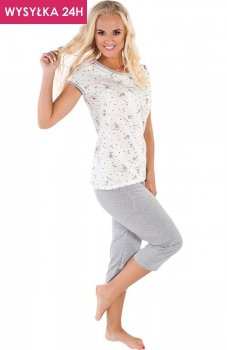 Italian Fashion Bona kr.r. sp.3/4 piżama