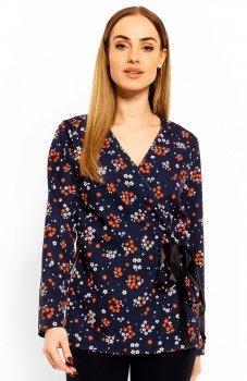 PeekaBoo 1626D koszula printy kwiaty