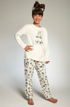 Cornette Young Girl 031/98 Lovely Cats piżama
