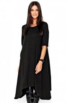 Numinou NU137 sukienka czarna