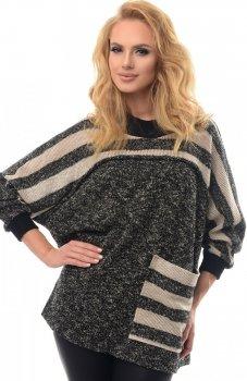 Alekssandra Malachit sweter