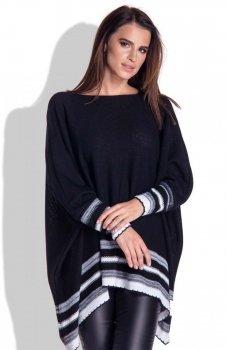FIMFI I151 sweter czarny