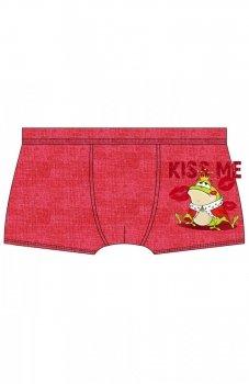 Cornette 010/55 Kiss Me Walentynkowe bokserki