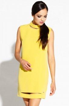 *Dursi Brax sukienka żółta