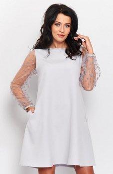 *Roco 190 sukienka szara